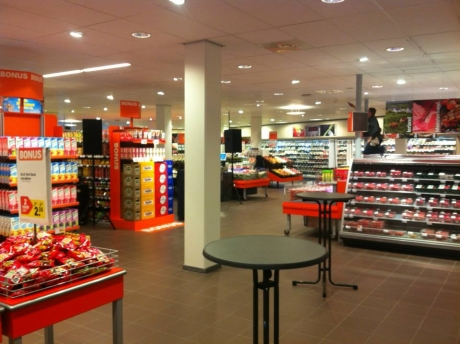 2014-02-27 Grand opening Albert Heijn Zevenaar